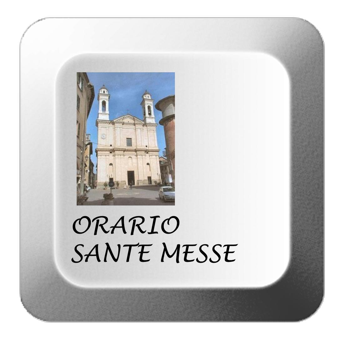 Orario S. Messe
