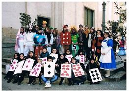 Ovada - Carnevale 2013 - Oratorio Borgallegro - Archi 9-11, 12-14 e giovanissimi