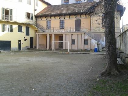Ovada - Parrocchia N.S. Assunta - Oratorio Borgallegro - sede Don Salvi