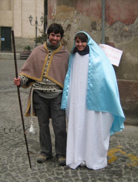 2012-12 Il presepe del mondo Marco&Ludo